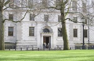 Horse Guards Road