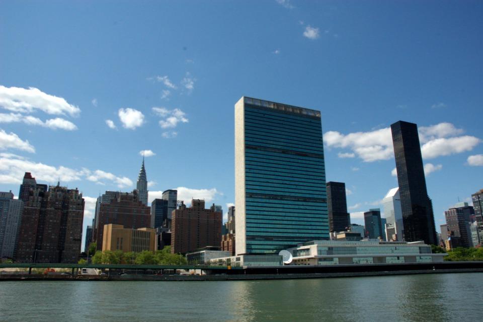 United nations chrysler river