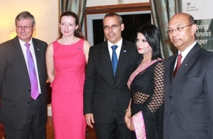 Opening of UKTI Office in Mauritius