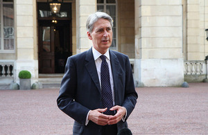 Foreign Secretary's Chinese New Year message