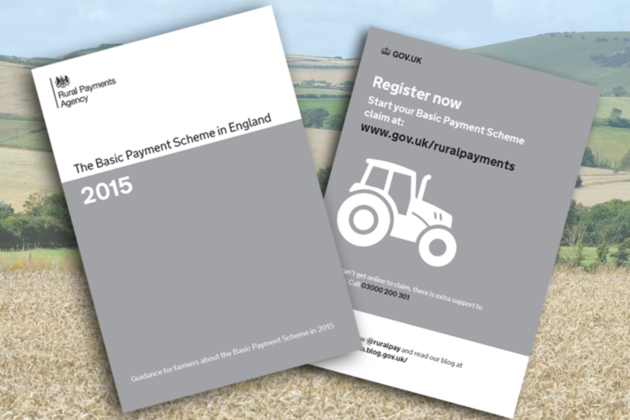 government organisations rural payments agency