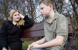 Work with children and young people who reoffend