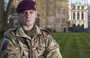 Lance Corporal Josh Leakey awarded Victoria Cross
