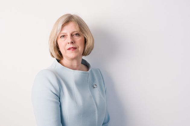 Home Secretary Theresa May