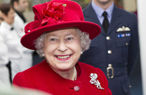 The Queen will attend the Afghanistan service of commemoration at St Paul's Cathedral