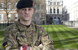 Corporal Ben Spittle