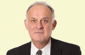 Chief Executive John Tuckett