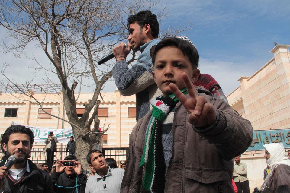 Syria concern