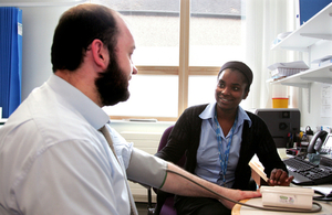 Read  'GP evening and weekend appointments to increase' news story
