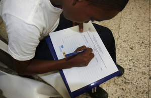 Proyecto de Inclusión de Discapacitados en la Educación