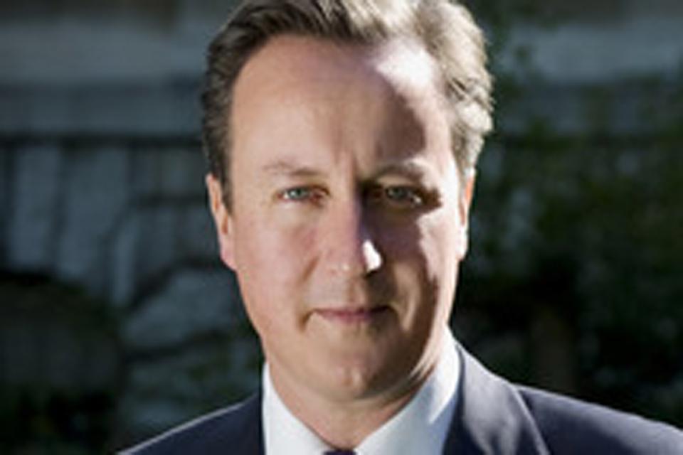 Election 2015: Prime Minister's speech