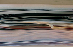 Stack of papers (credit: Antony Theobald/CC BY-NC-ND 2.0)