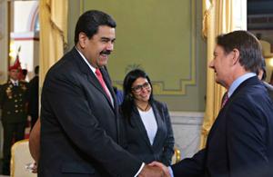 Credentials Venezuela