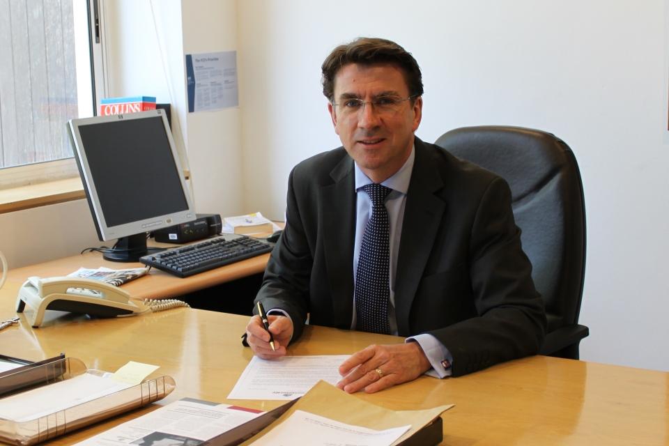 HM Ambassador's speech to the Bahrain British Business Forum