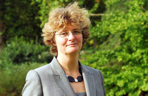 Dr Anne Mackie (Director of the PHE Screening Division)