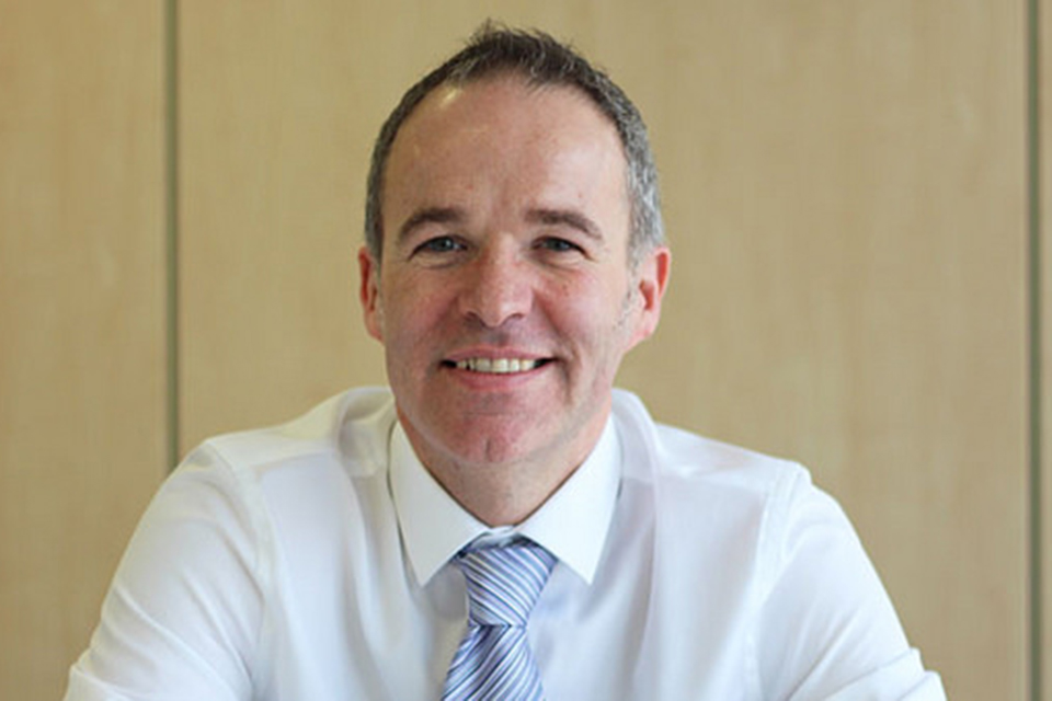 Rob Webster, Chief Executive, NHS Confederation