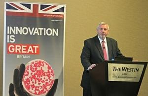 Healthcare UK en exitosa reunión del sector salud peruano