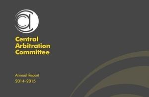CAC Annual Report 2014-15