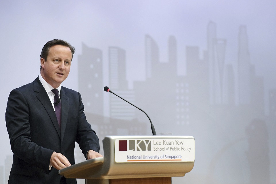 PM delivers speech on corruption while on tour in south-east Asia