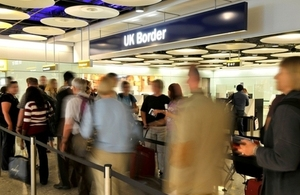UK border control