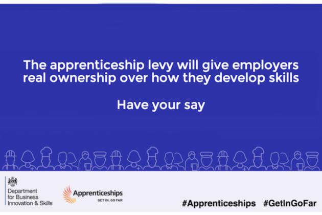 apprenticeship levy infographic