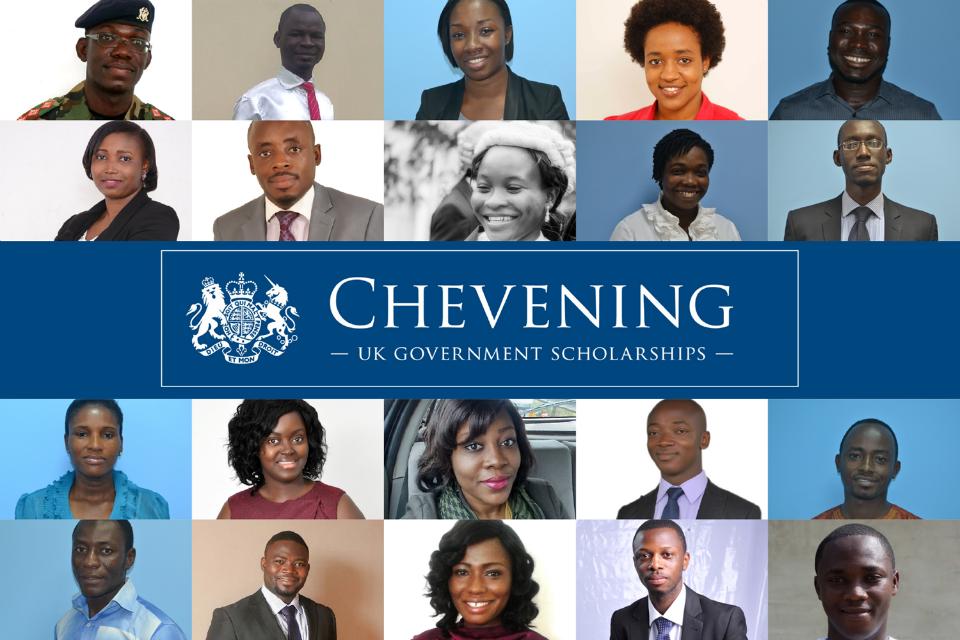 Chevening 2015/2016
