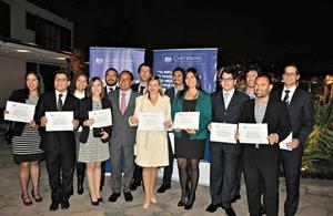 Farewell to Peruvian Chevening scholars