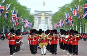 British Military Marching Band, The Coldstream Guards