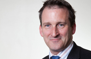 Damian Hinds responds to SSAC's comments on tax credits