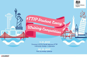 TTIP: student essay competition in Croatia