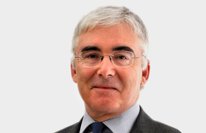 Lord Freud to Paul Gray: The Social Security (Housing Costs Amendments) Regulations 2015