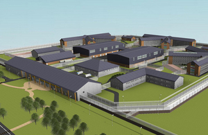 Plans for Wrexham prison