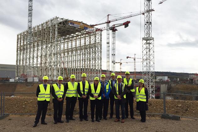 UKAEA Board sees construction of ITER tokamak complex