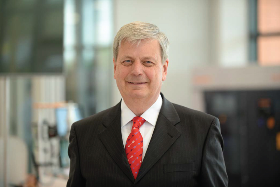 John Jeans, the Accelerated Access Review's expert on medtech