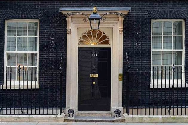 Downing Street. Picture: Sergeant Tom Robinson RLC/MOD