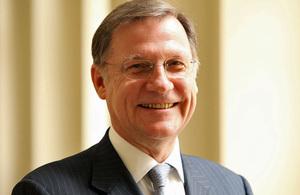 Governor of the Virgin Islands, John S Duncan OBE