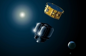 LISA Pathfinder Spacecraft