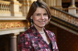 Ms Fionna Gibb has been appointed Her Majesty's Ambassador to the Republic of Belarus