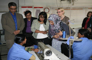 UK's International Development Minister Baroness Verma concludes visit to Bangladesh