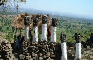Malawi charcoal