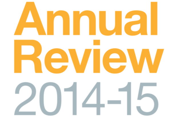 Wording: Annual review 2014 to 2015