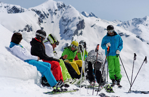 Winter sports: Stay safe on the slopes