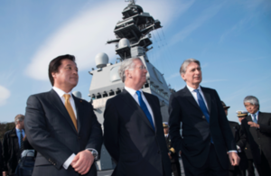 Defence Secretary announces closer defence ties with Japan