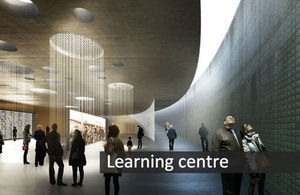 Holocaust learning centre
