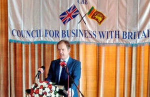 Read the  'Foreign Office Minister for Asia visits Sri Lanka' article