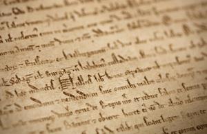 Magna carta wording