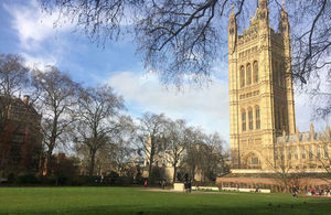 The memorial will be in Victoria Tower Gardens, next to the Houses of Parliament.
