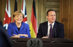 Read 'PM call with Angela Merkel'