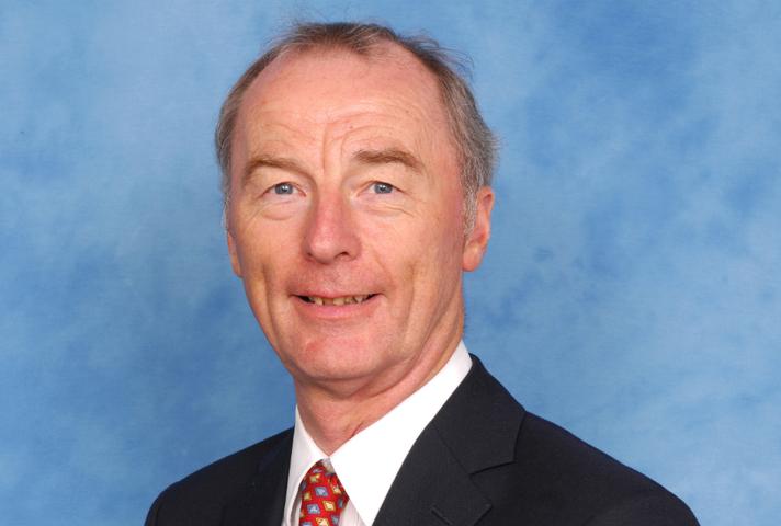 Paul Kernaghan CBE, QPM