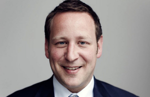 Ed Vaizey MP, Minister for Culture and Digital Economy